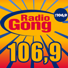 106,9 Radio Gong logo