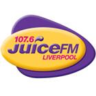 107.6 Juice FM logo