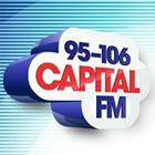95-106 Capital FM logo