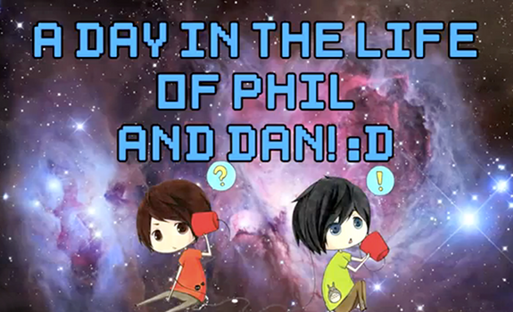Phil and Dan, Dan and Phil, YouTube