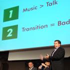 Arnaud Annebicque, Warren Kurtzman, Radiodays Europe