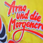 Arno und die Morgencrew logo, 104.6 RTL logo