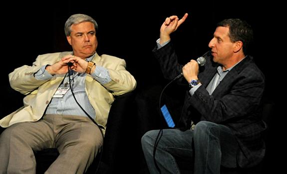 Bill Pasha, Warren Kurtzman, Worldwide Radio Festival 2013