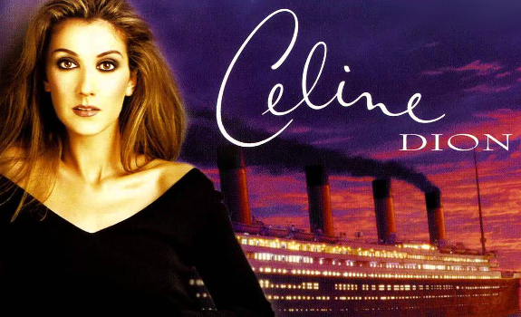 Céline Dion's My Heart Will Go On was hated by some radio people, but was loved by many radio listeners (image: Columbia Records)