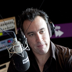 Christian O'Connell, Absolute Radio, radio studio