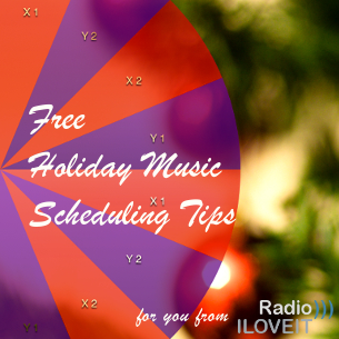 Free Christmas Music Scheduling Tips | Radio))) ILOVEIT