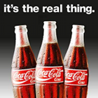 strategic leadership at coca cola the real thing Coca cola was invented by there are few experts who believe that when coca cola had the tag line of the real thing (development strategy of coca cola.
