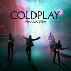 Coldplay, Viva La Vida, CD cover