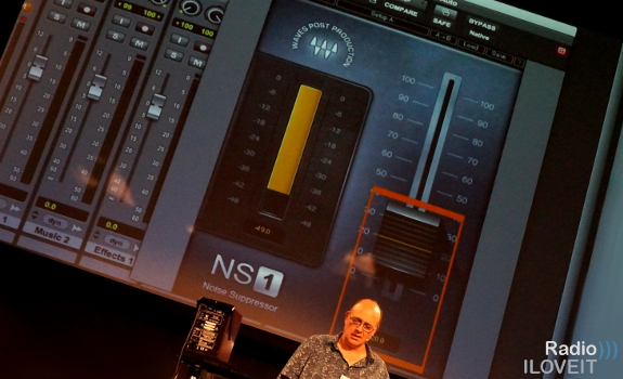 Dave Foxx On Radio Production Imaging Branding
