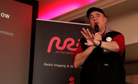 Dave Foxx, Z100, PURE Jingles, Le RADIO 2012