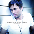 Enrique Iglesias, Greatest Hits, album cover