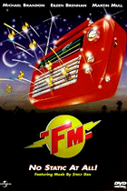 www.radioiloveit.com | In the movie FM, discjockeys of a Los Angeles radio station protest against the management when they're forced to play more commercials and less music on the air