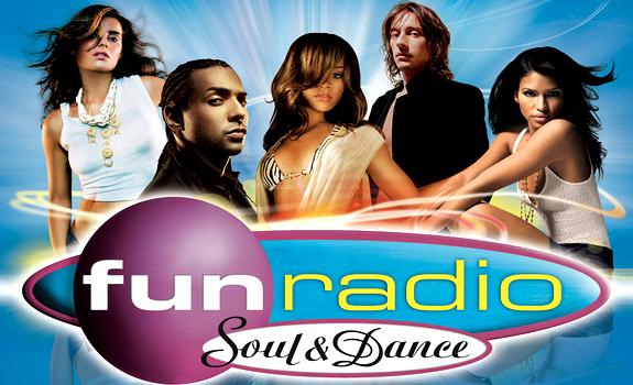 Fun Radio France, Soul & Dance, radio billboard, format proposition