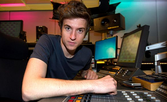Greg James, BBC Radio 1
