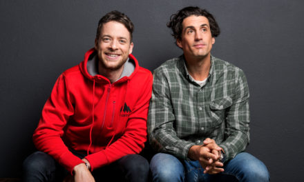 """Hamish Blake: """"The Only Formula You've Got, Is You Having Fun"""""""