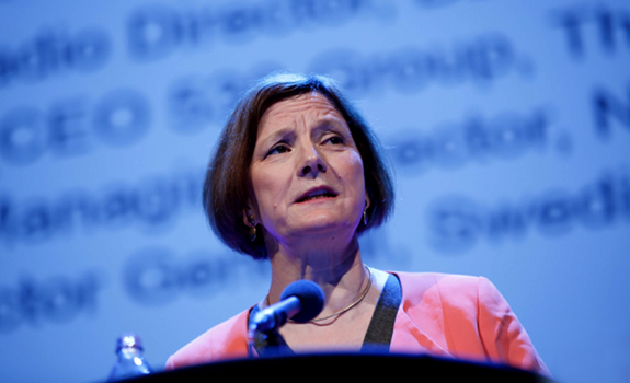 Helen Boaden, BBC, Radiodays Europe 2014