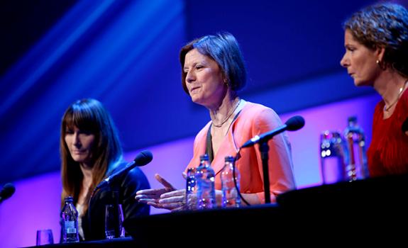 Jacqueline Smit, 538 Groep, Helen Boaden, BBC, Cilla Benkö, SR, Radiodays Europe 2014