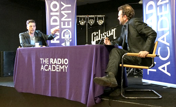 Iain Lee, BBC Three Counties Radio, James O'Brien, LBC, The Radio Academy