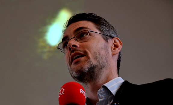 James Cridland, Atelier Radiophonique Romand 2013