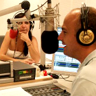 Javi Nieves, Cadena 100, radio studio