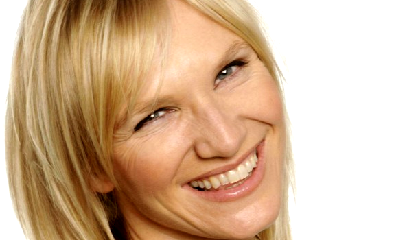 www.radioiloveit.com | Jo Whiley is a former radio presenter of BBC Radio 1, and can now be heard on BBC Radio 2 every Monday to Thursday evening (photo: Insanity Artists Agency)