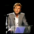 www.radioiloveit.com | Talpa Media's John de Mol, here at a press conference speech in the past, sees the intimacy and immediacy of radio as one of the strongest ways of making a connection with the audience