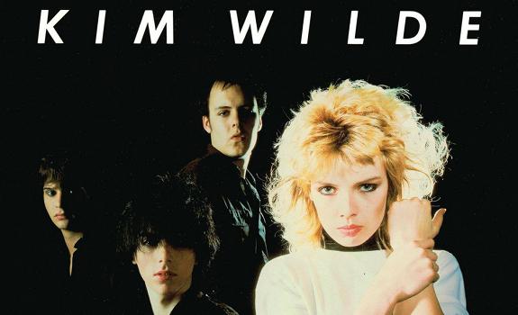 Kim Wilde, debut album, LP cover
