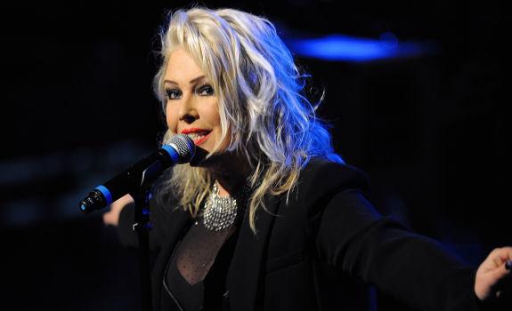 Kim Wilde, live concert