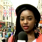 KISS FM UK, audience research, female listener, street interview