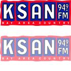 KSAN logo