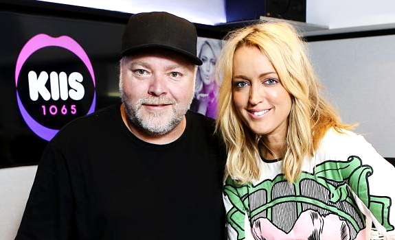 Clear Channel-owned Australian Radio Network's KIIS 1065 made a competitive move by 'stealing' the entire Kyle & Jackie O breakfast show from Southern Cross Austereo's 2Day FM (photo: News.com.au)
