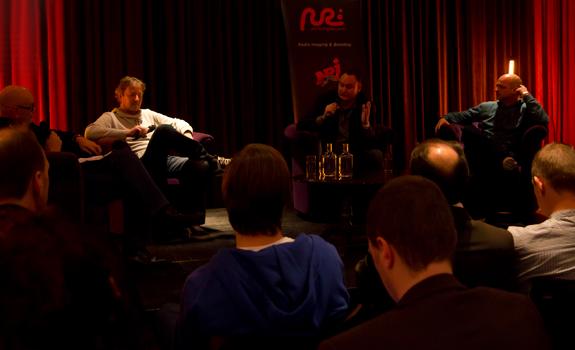 Leo van der Goot, Florent Luyckx, Uunco Cerfontaine, Wilbert Mutsaers, De RadioDag 2012