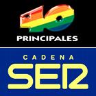 Los 40 Principales logo, Cadena SER logo