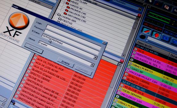 radio automation system, Los 40 Principales, Radio Elche