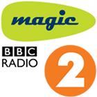 Magic logo, BBC Radio 2 logo