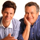 www.radioiloveit.com | Michael Wirbitzky (left) and Sascha Zeus (right) of the SWR3 morning show say that being authentic is the main reason for their success