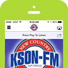 mobile phone radio app, cell phone radio app, smartphone radio app, KSON, KSON-FM, jacAPPS, jācapps