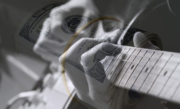There are questions about promotion deals between radio and the music industry (images: Six String Madness, Flickr)