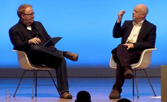 Nik Goodman, Tony Wadsworth, Radiodays Europe 2013