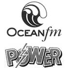 Ocean FM logo, Power FM logo