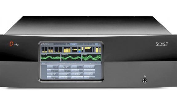 Omnia.9, audio processor