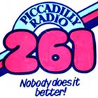 Piccadilly Radio logo, Piccadilly Radio 261 logo, Nobody Does It Better slogan