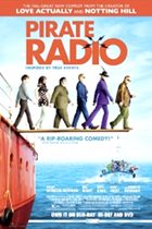 www.radioiloveit.com | The movie Pirate Radio is inspired by the UK pirate radio history - illegal stations were broadcasting popular rock 'n roll music to England from ships in the North Sea