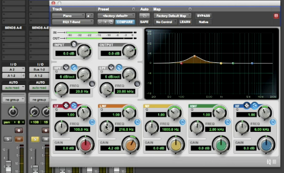 Pro Tools 11, audio processing plugin