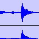 Sound wave, audio file, Pro Tools, ProTools