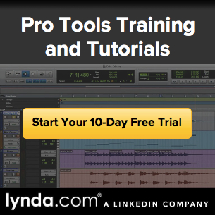 Lynda.com | Pro Tools Training & Tutorials