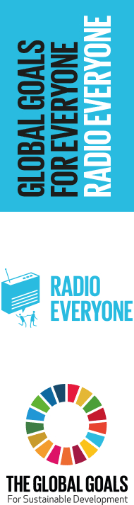 Radio Everyone, Project Everyone, The Global Goals