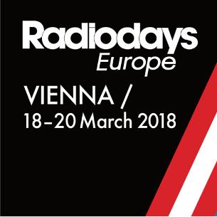 Radiodays Europe 2018 | Radio Broadcasting Conference