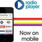 Radioplayer, mobile app, radio streaming, iPhone version