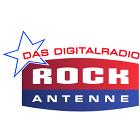 ROCK ANTENNE logo, ROCK ANTENNE Das Digitalradio logo